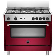 Cucine a gas ed elettrodomestici