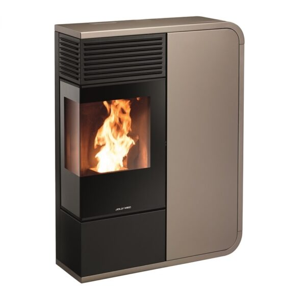 termostufa pellet jolly mec